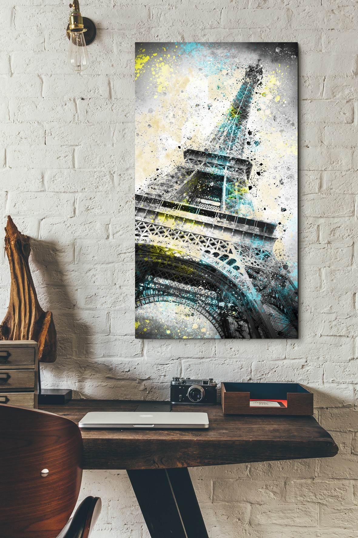 City-Art Paris Eiffel Tower IV - Pixels.com Onlineshop