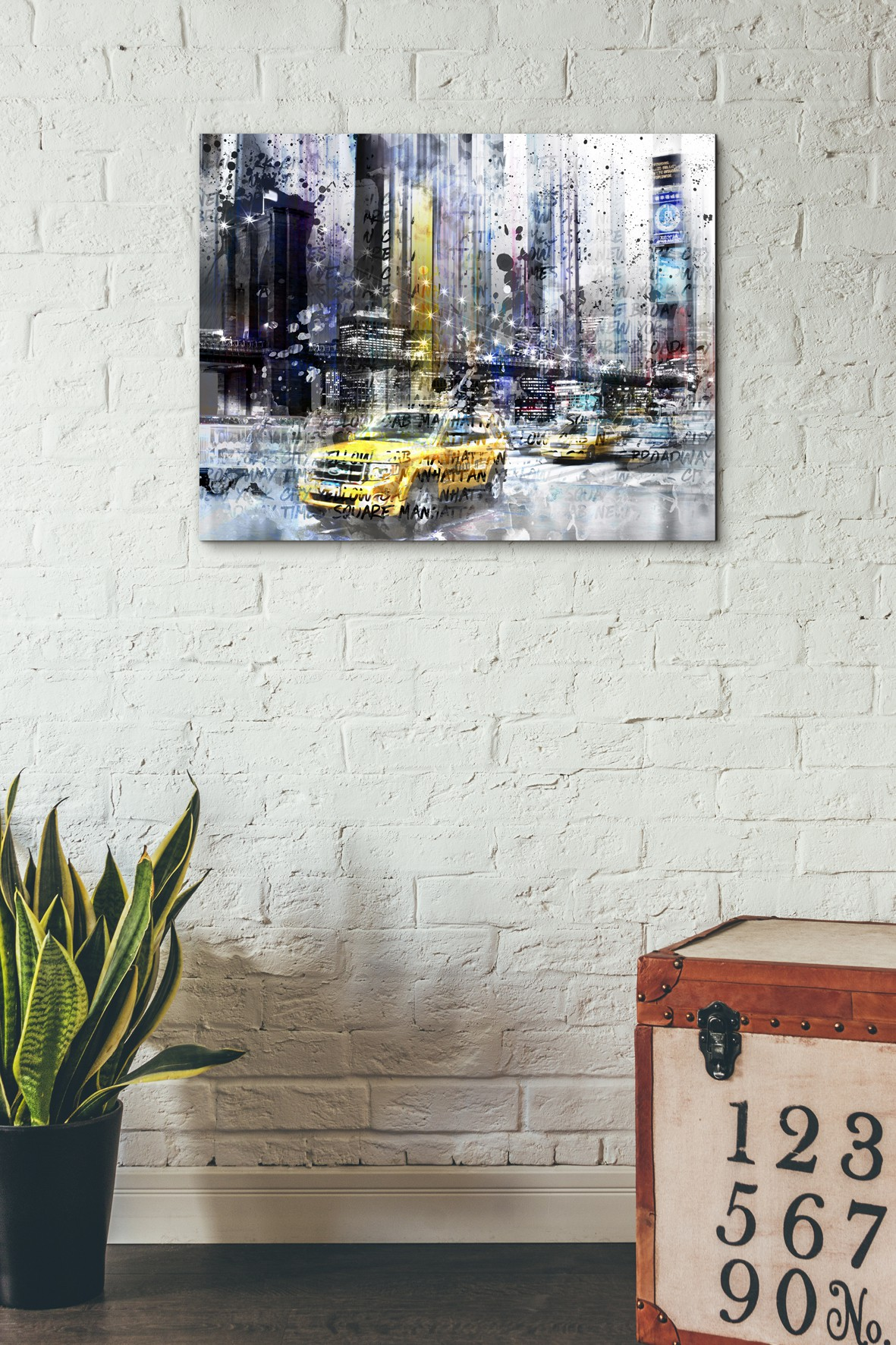 City-Art NYC Collage - OhMyPrints Onlineshop