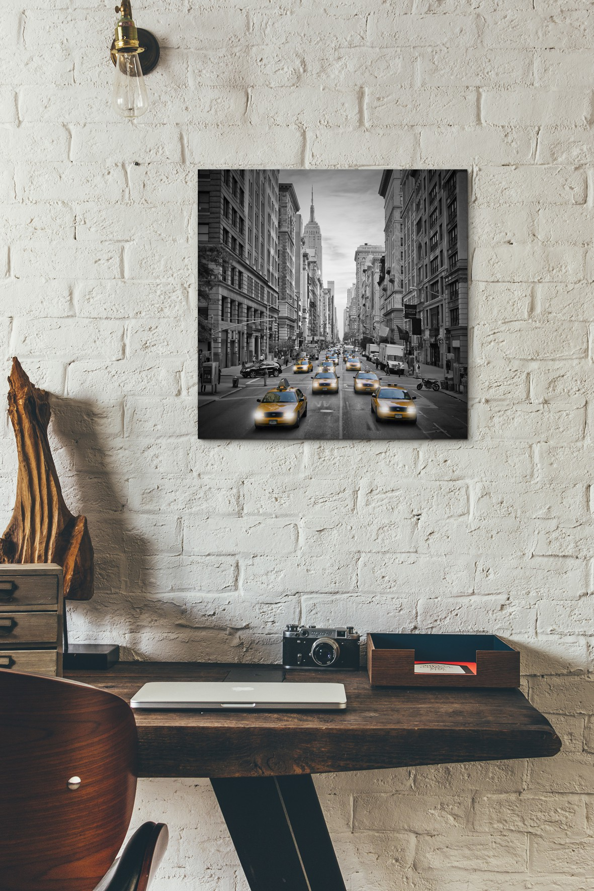 5th Avenue NYC Traffic - OhMyPrints Onlineshop