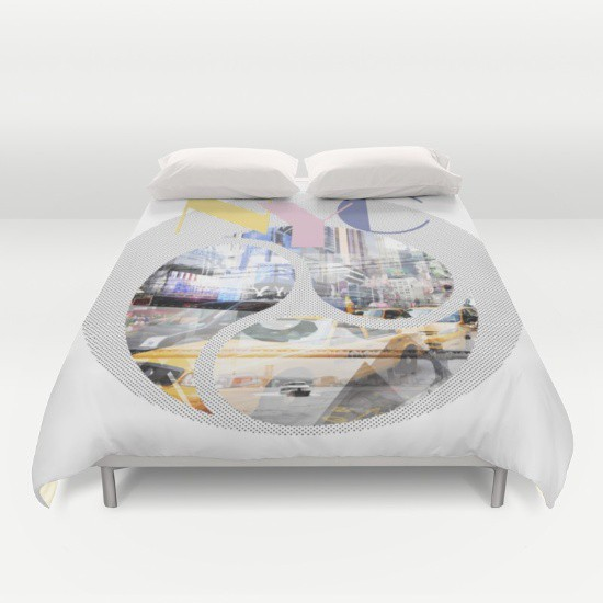 SOCIETY6 Bettbezug / Duvet Cover