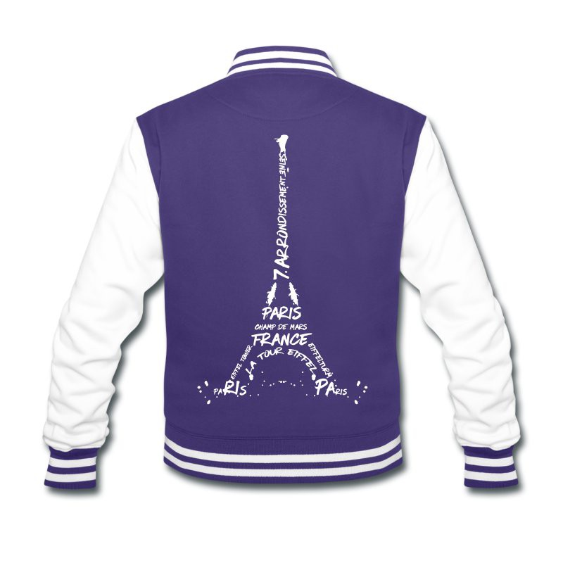 SPREADSHIRT Collegejacke