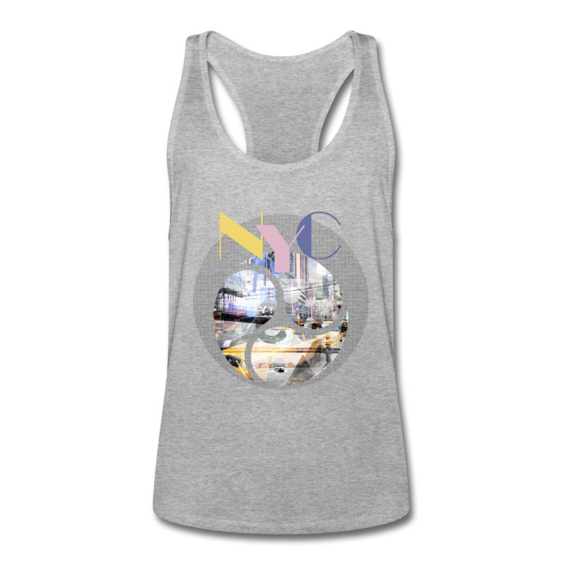 "LINK - SPREADSHIRT Tank Top - ""Trendy New York City"""