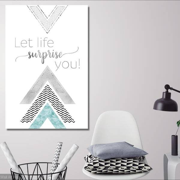 "Link - OhMyPrints - ""GRAPHIC ART Let life surprise you 
